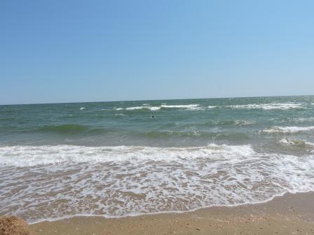 База отдыха на Каспийском море